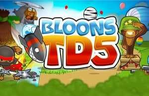 Bloons Tower Defense 5 Game Online