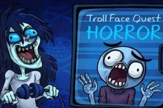 TrollFace Quest Horror 1