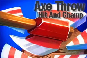 Axe Throw Hit And Champ