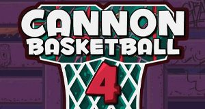 Cannon Basketball 4 Game
