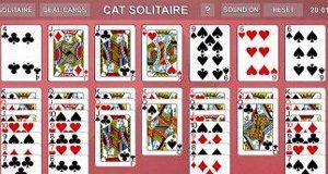 Cat Solitaire
