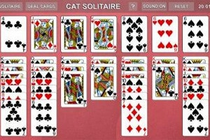 Cat Solitaire