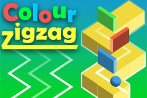 Colour Zigzag