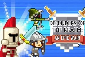 Defenders of the Realm: An Epic War