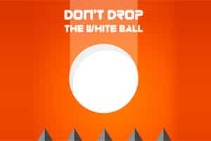Dont Drop The White Ball