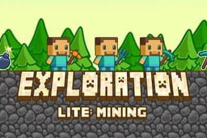 Exploration Lite Mining
