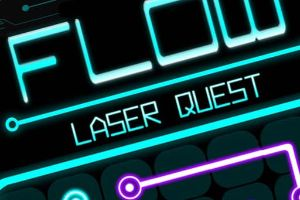 Flow Laser Quest