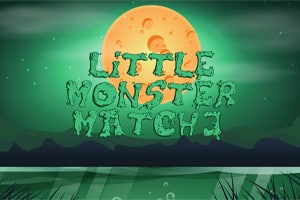 Little Monster Match 3
