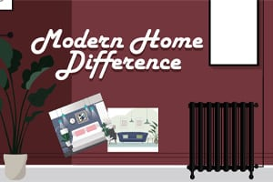 Modern Home Difference