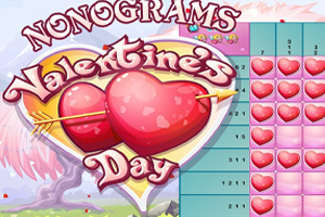 Nonograms Valentines Day