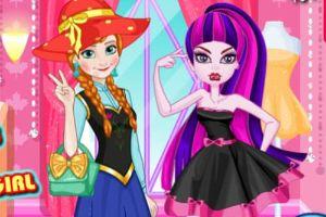 Princess vs Monster Girl