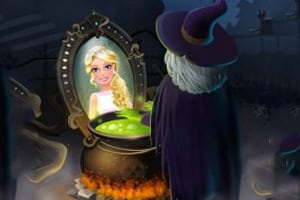 Witch to Princess Beauty Potion Game