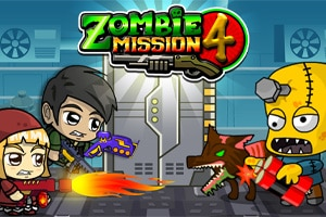 Zombie Mission 4
