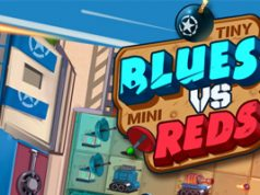 Tiny Blues Vs Mini Reds