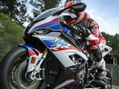 Drifting BMW S1000RR Puzzle
