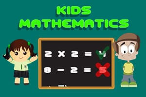 Kids Mathematics Game