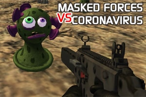 Masked Forces VS Coronavirus
